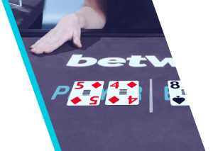 Betway Live Casino - Roulette, Blackjack, Deal or no Deal