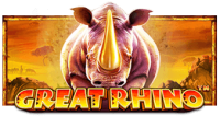 Great Rhino | Pragmatic Play