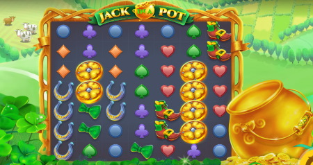 Jack in a Pot Spielautomaten | Red Tiger