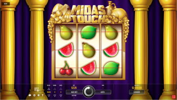 Midas Touch Spielautomaten| Rival