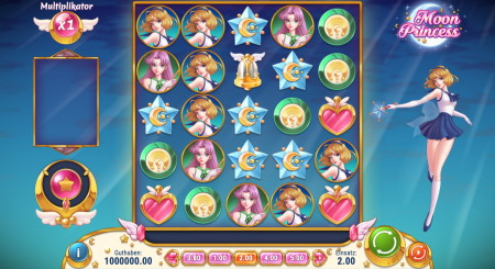 Moon Princess Spielautomaten| Play'n Go
