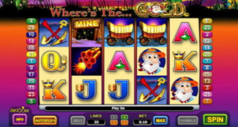 Where is The Gold Spielautomaten | Aristocrat